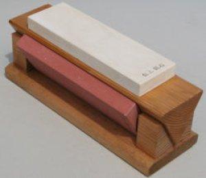 画像1: 三養砥石 三面砥石(荒研ぎから仕上げまで)