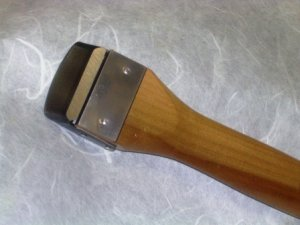 画像1: 包丁の様に切れる皮むき
